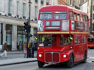 מערכת הבטיחות הישראלית בדרך לאוטובוסים של לונדון