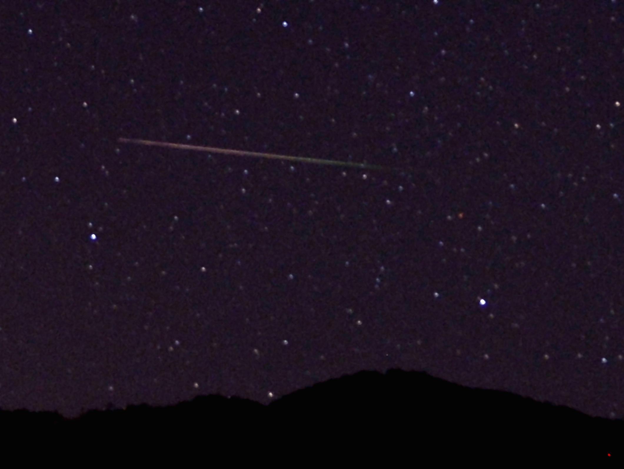 שמיכה, מקום חשוך ומבט לשמיים: גשם מטאורים הלילה בשמי ישראל