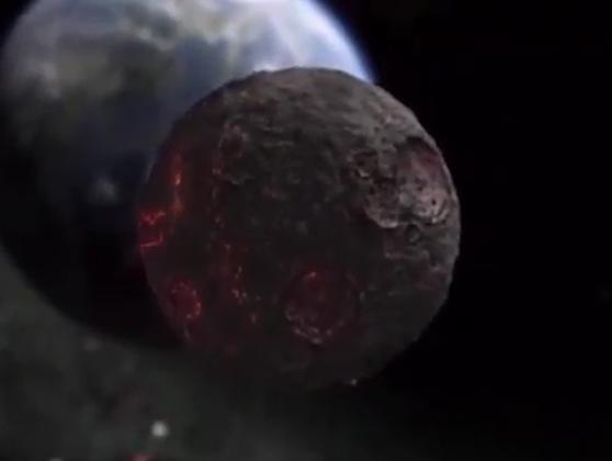 אסטרואיד בגודל של בניין האמפייר סטייט עלול לפגוע בכדור הארץ