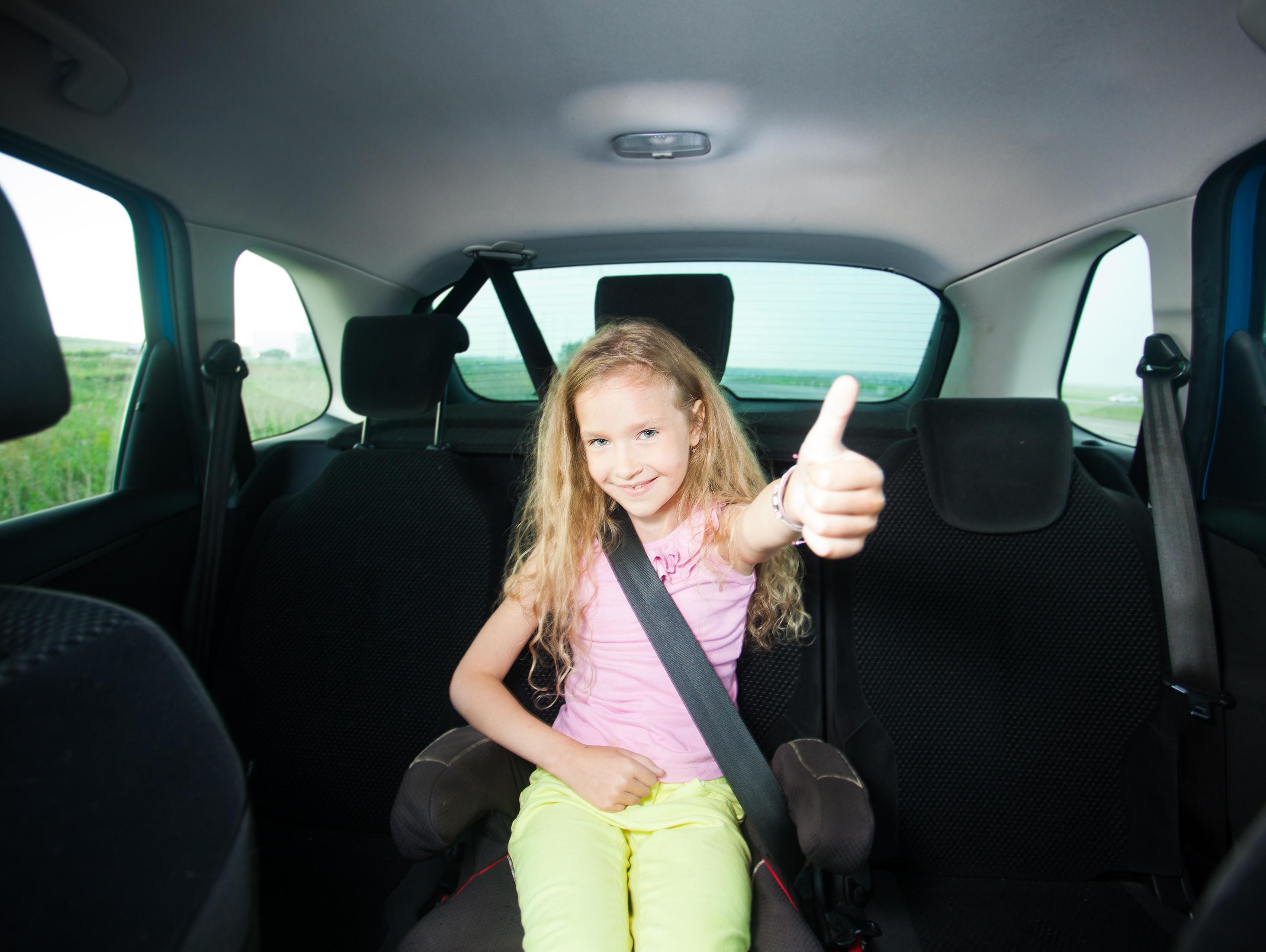 10 כללי ברזל לשמירה על בטיחות הילדים בדרכים