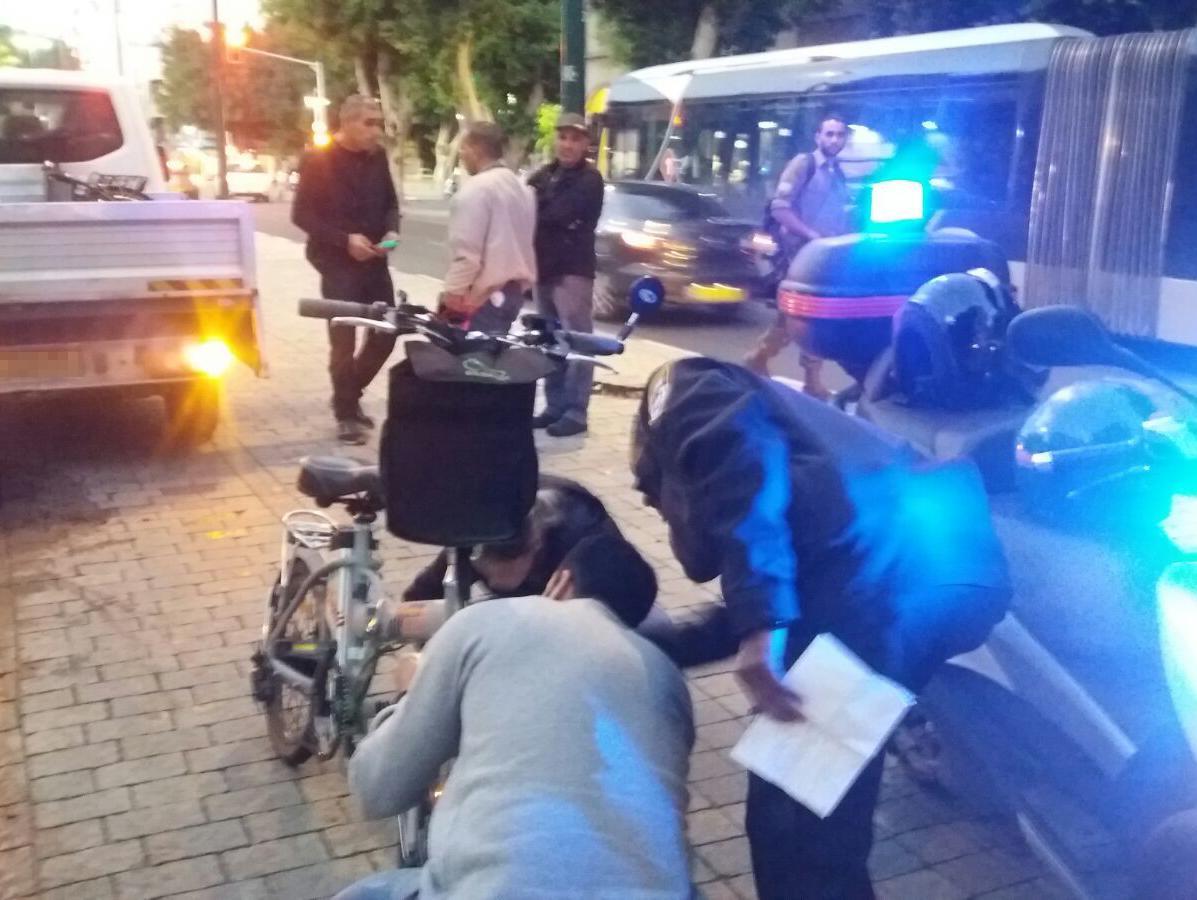 האם שוטר יודע לזהות אופניים חשמליים משופרים?