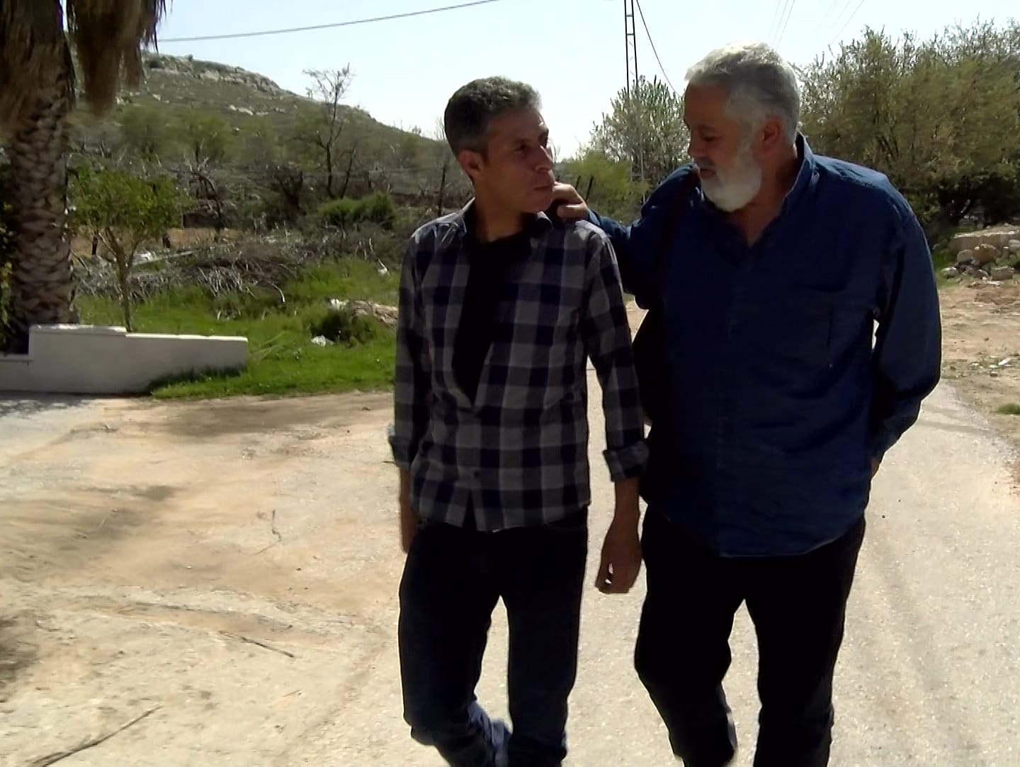 אי של שפיות- שכנים יהודים וערבים במיזם עסקי בדרום הר חברון