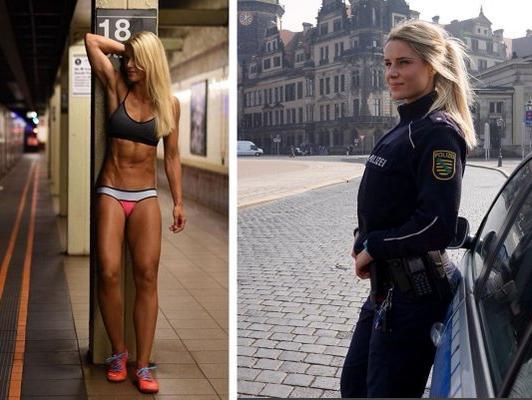 השוטרת הסקסית הפתיעה את כולם עם החלטתה בעקבות האולטימטום