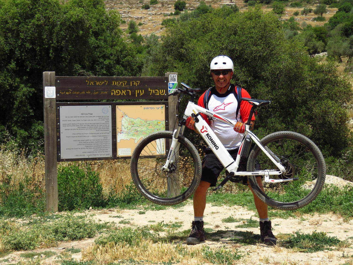 מבחן: אופני הרים חשמליים, מי צריך את זה?