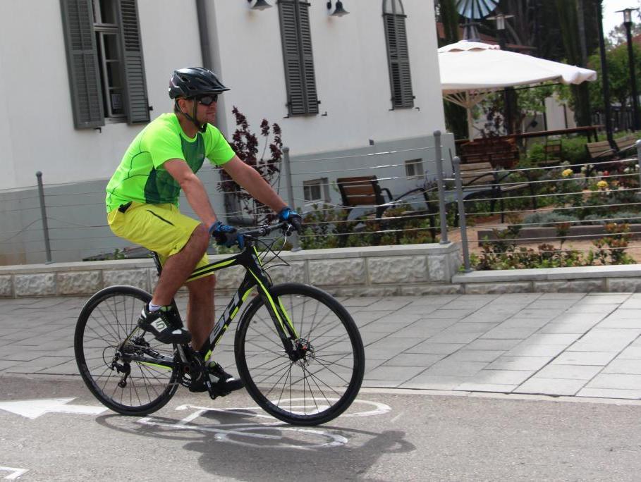 מבחן: אופני BH קווארץ 105. פרארי לעיר