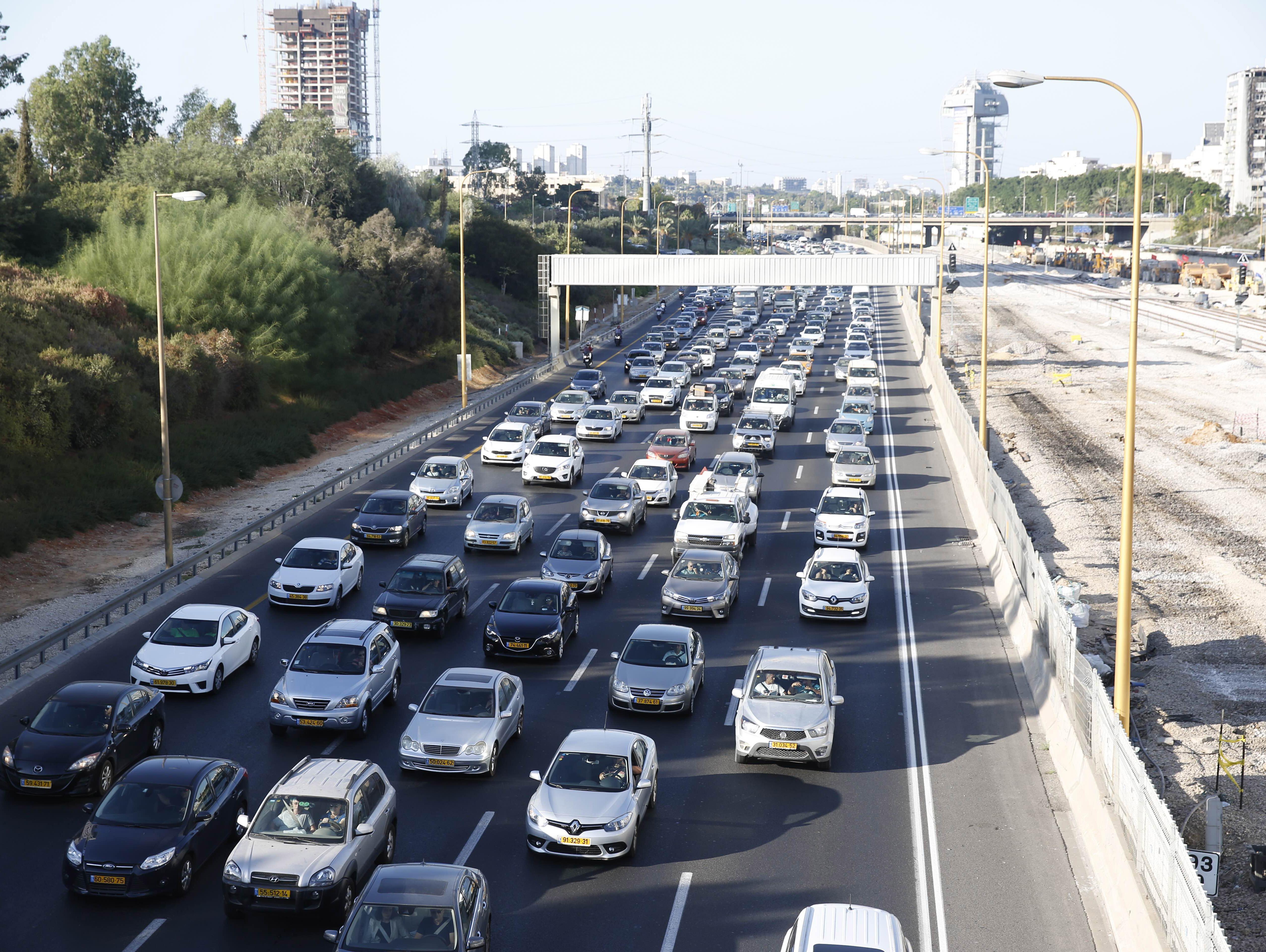 המספרים שמלמדים על השינוי שגורמת מערכת הבטיחות לרכב
