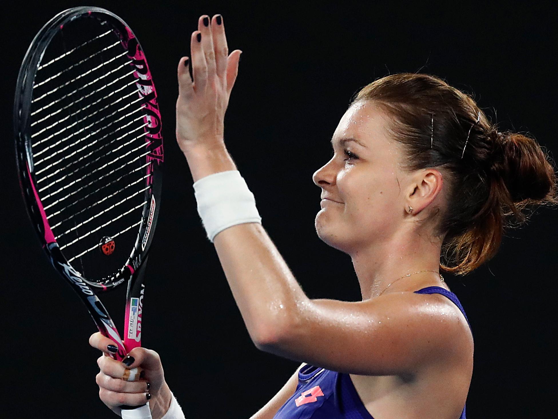 אגניישקה רדוואנסקה הודיעה על פרישה מטניס בגיל 29