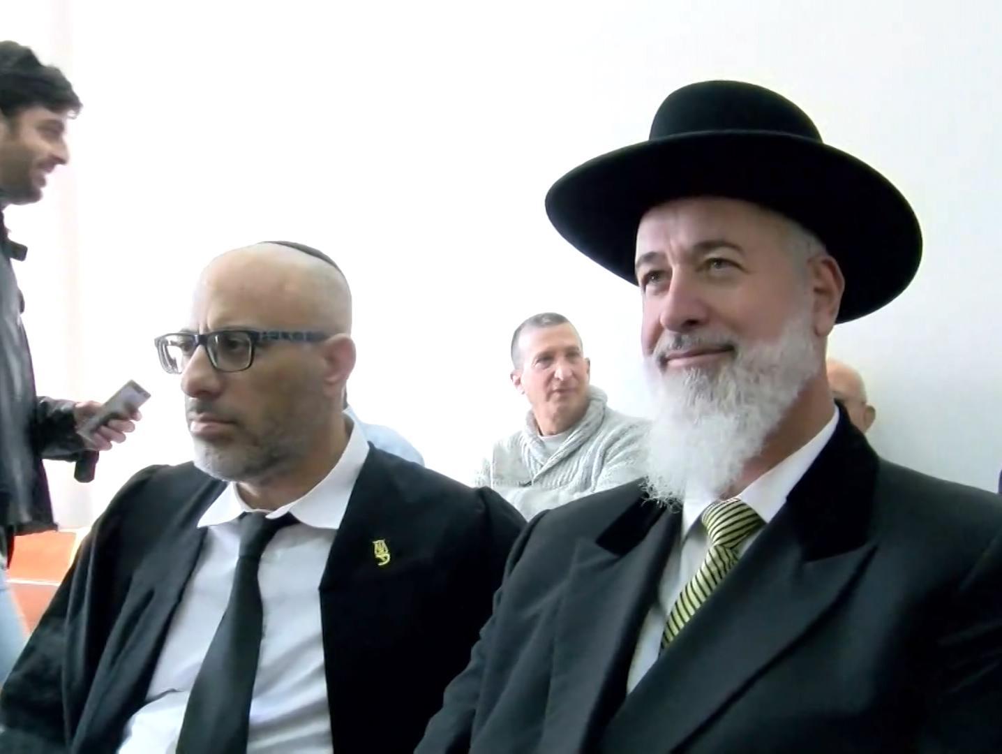 הרב הראשי לשעבר יונה מצגר התחייב: לא אשרת בתפקיד רב ציבורי בישראל