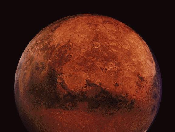 תגלית נדירה במאדים: נאס
