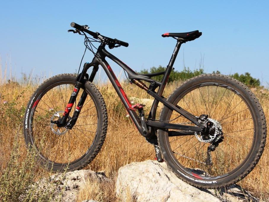 מבחן אופניים: BH LYNX 100 RACE DX797