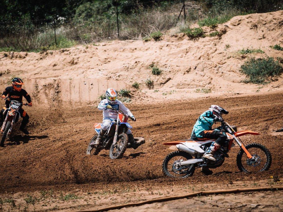 ספורט מוטורי ישראלי - לוח מירוצי האופנועים 2017