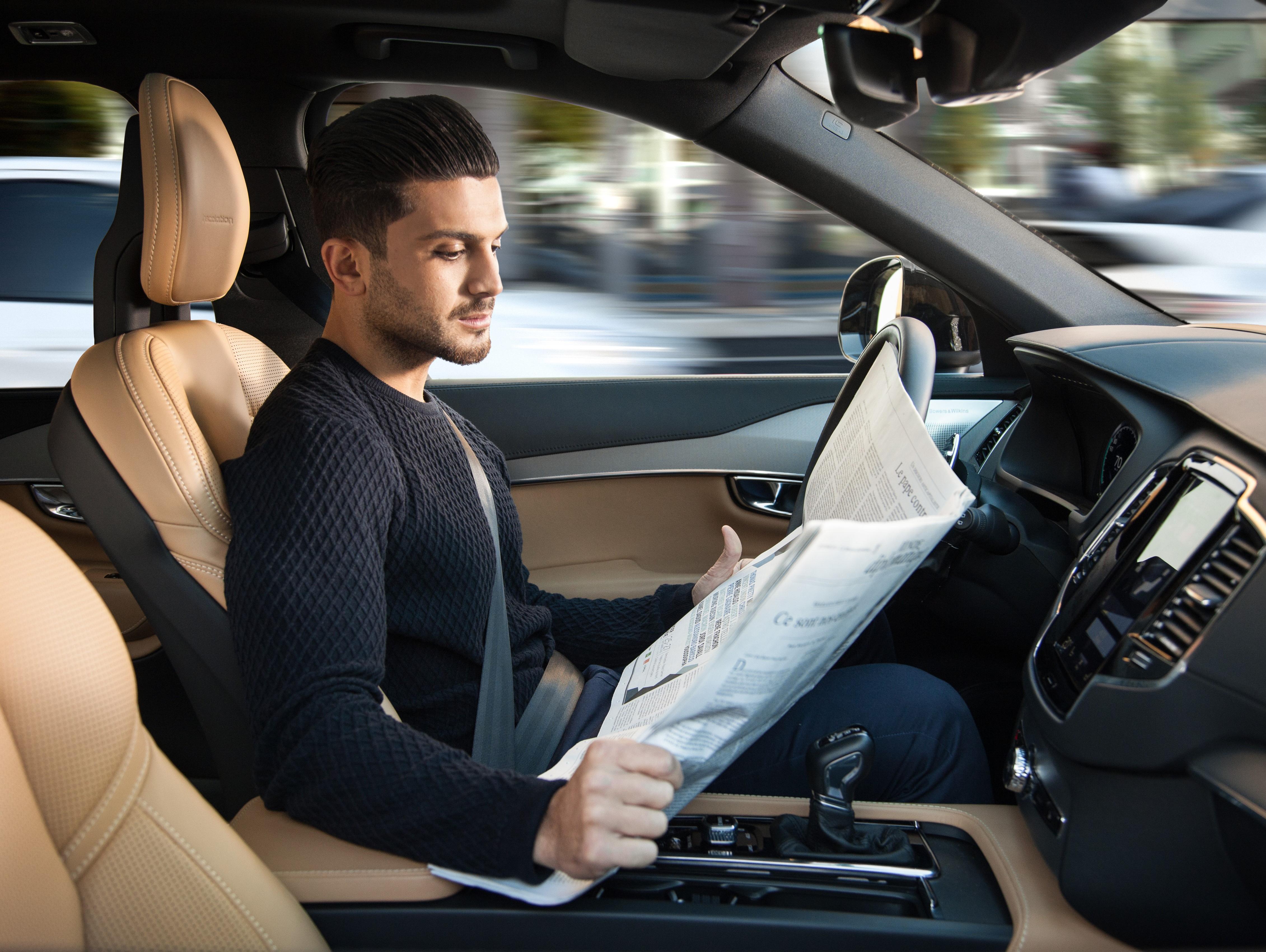 עוצרת לבד: עד כמה המכונית שלך אוטונומית?