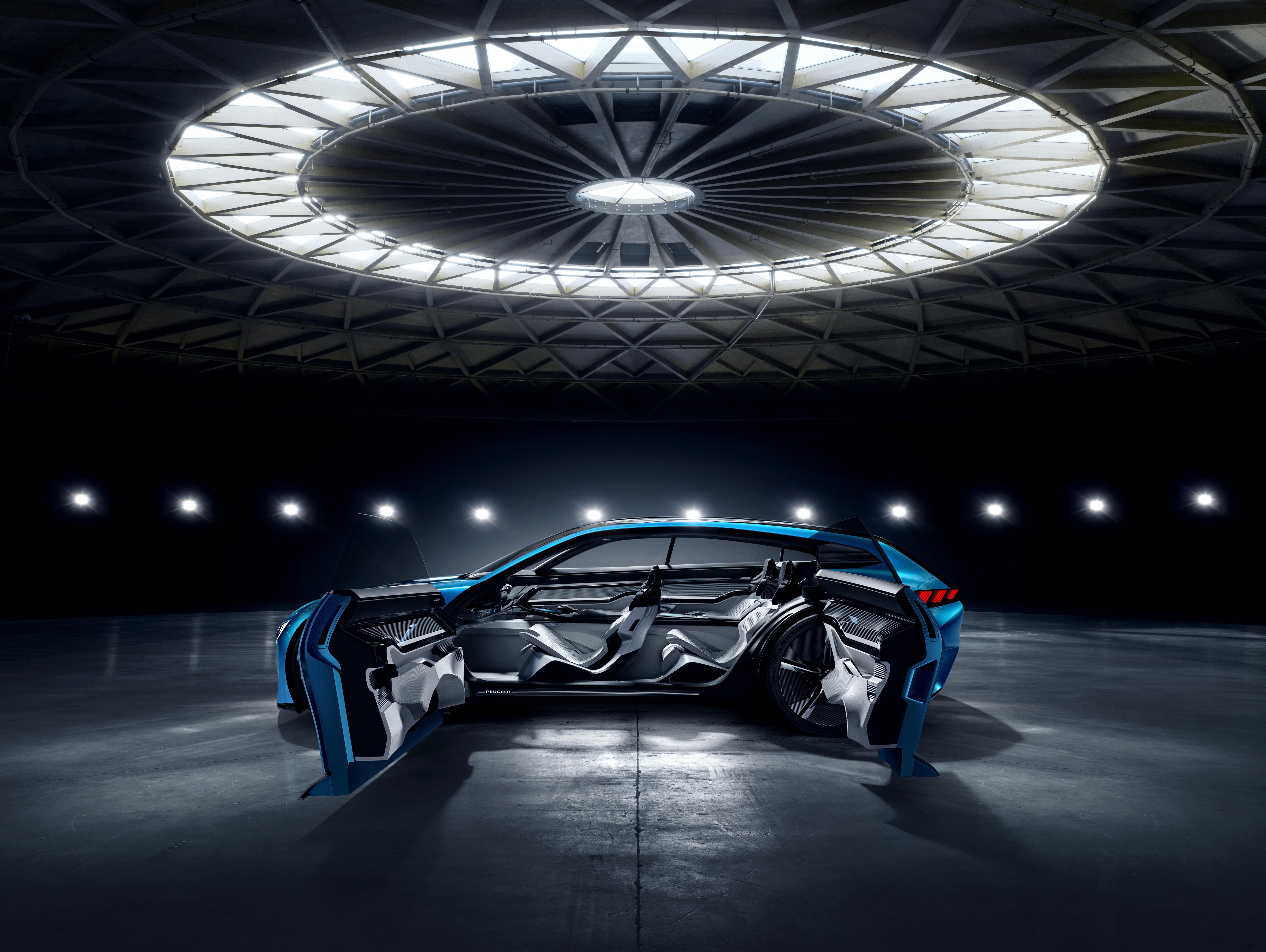 המכונית האוטונומית של מובילאיי במבחן