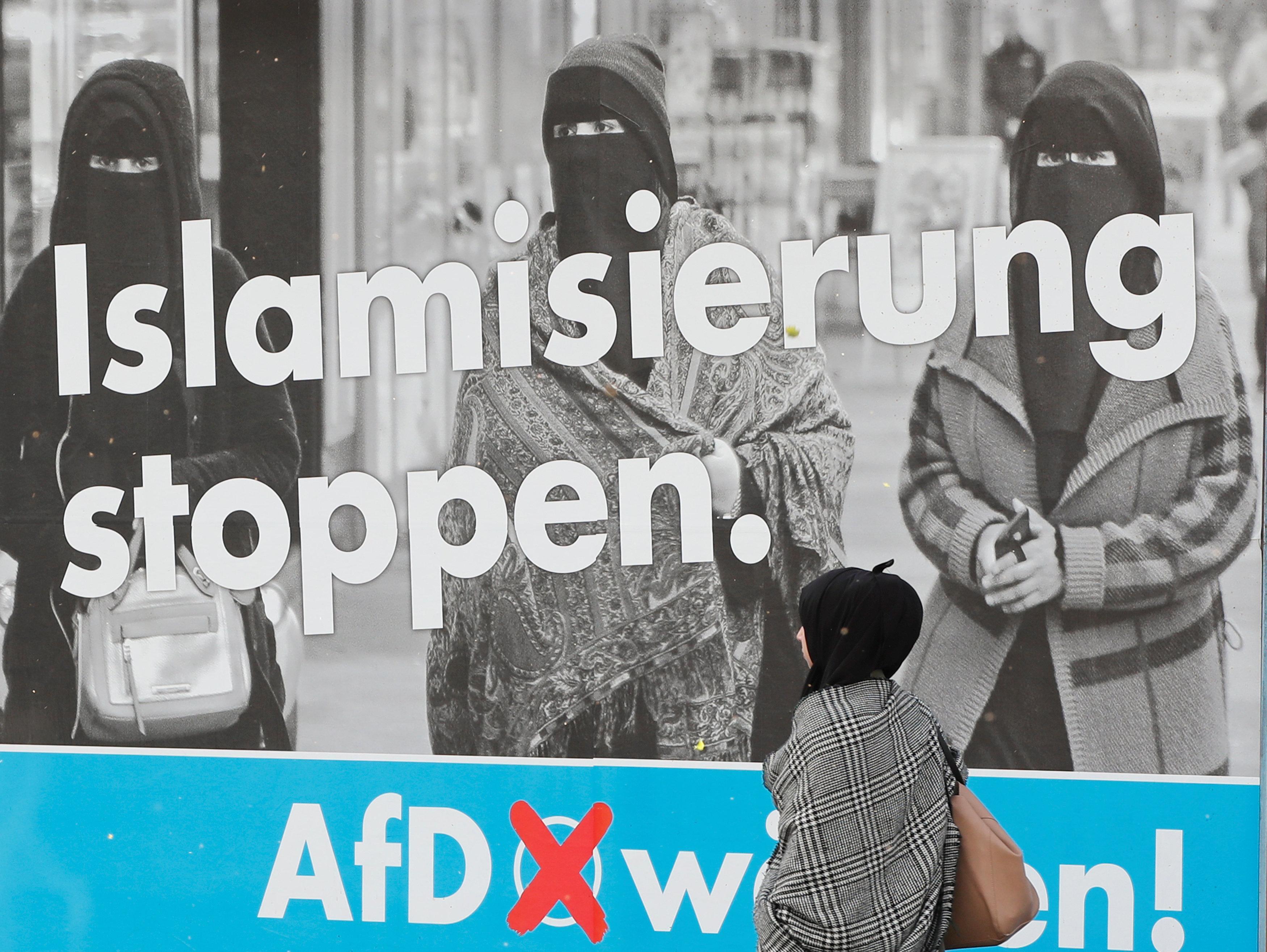 הביון הגרמני החל לעקוב אחרי מפלגת הימין הקיצוני