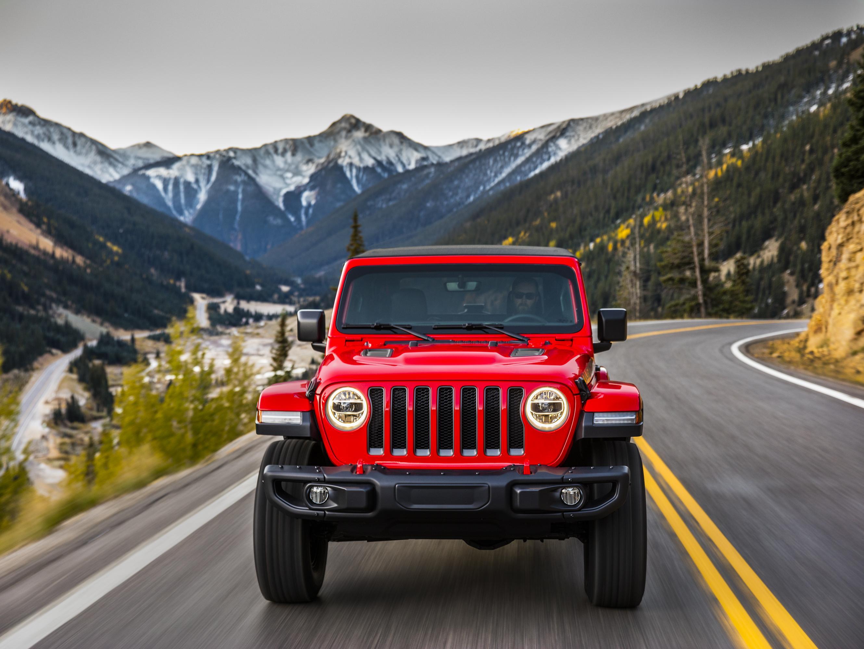 השקה אמריקאית: Jeep Wrangler JL כל-חדש