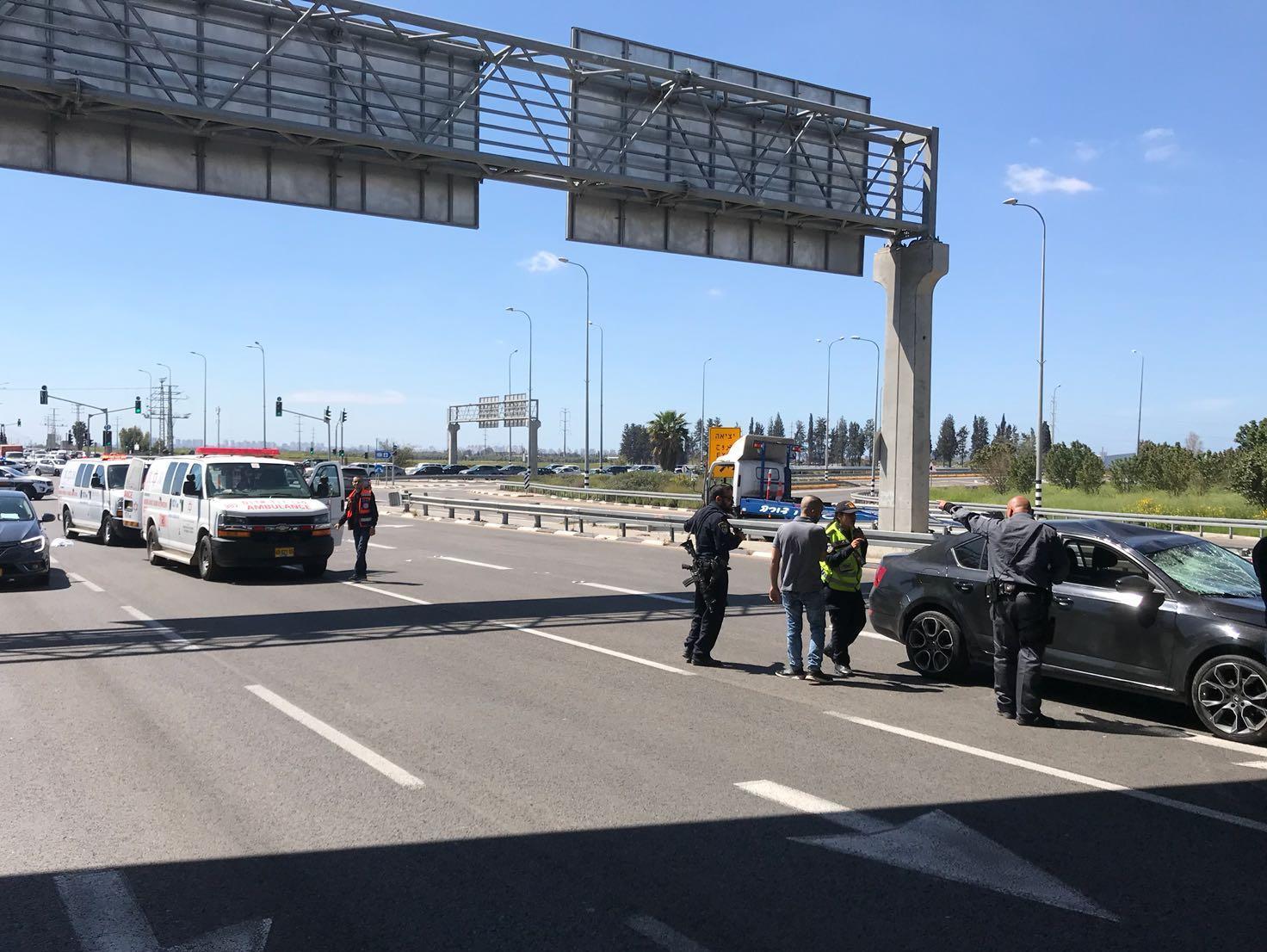 רוכב אופניים בן 66 נהרג מפגיעת רכב ליד ג'לג'וליה