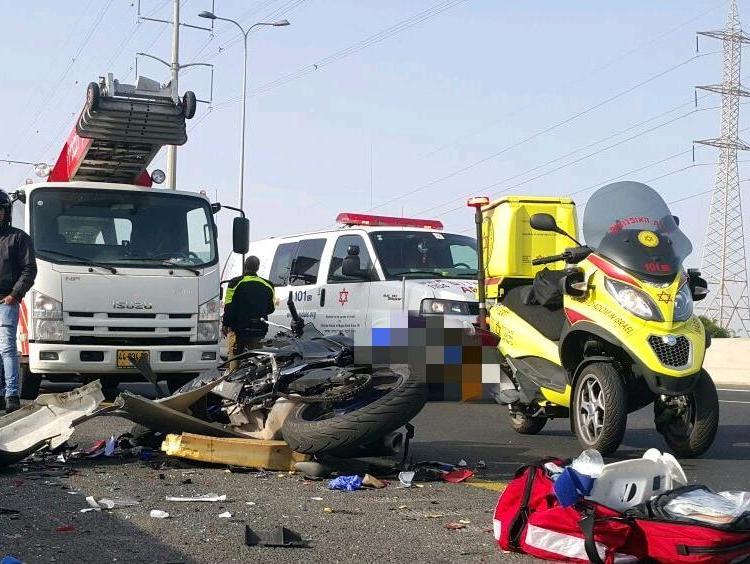 25 פצועים בחצי שעה: בוקר של תאונות דרכים ברחבי הארץ