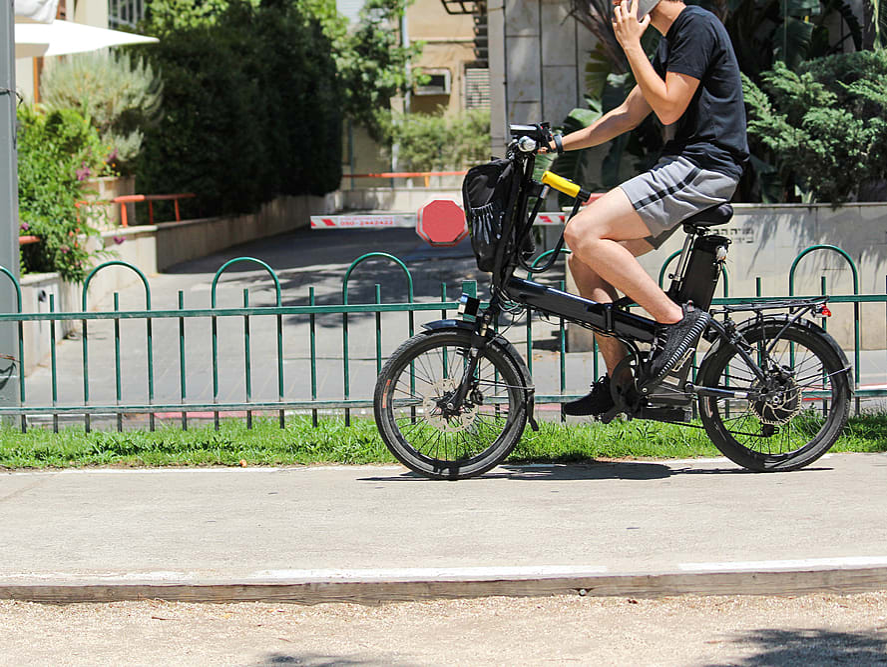 אופניים חשמליים: התחלת המהפכה העירונית