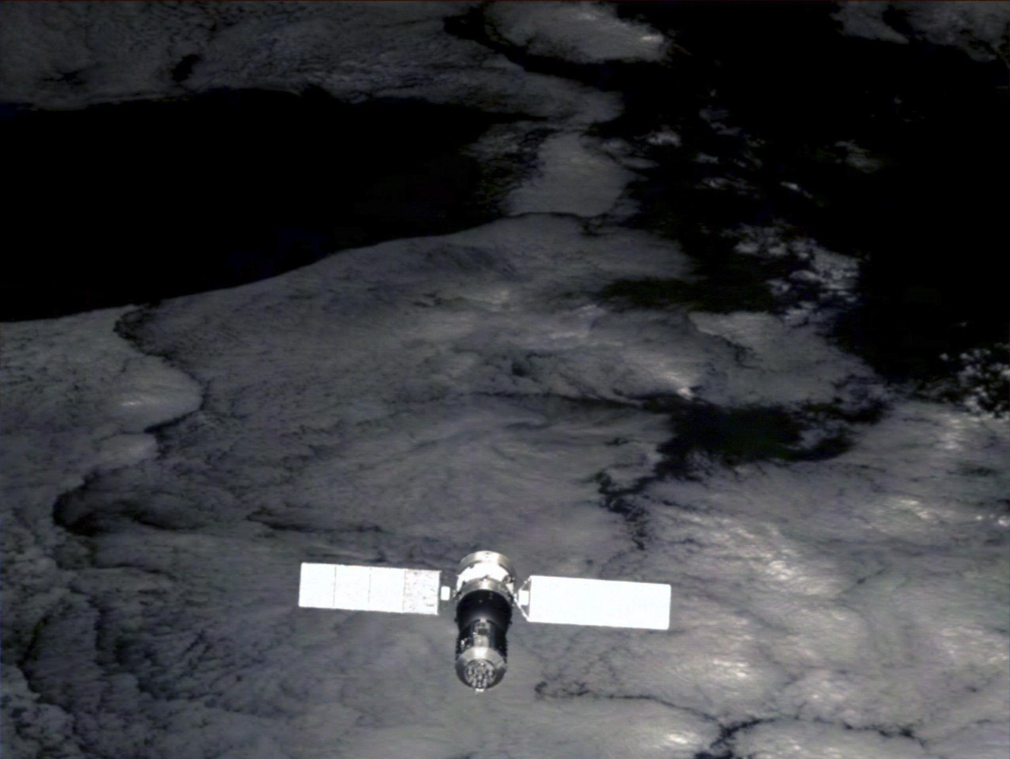 נופלת מהשמיים: תחנת חלל במשקל 8.5 טון צפויה להתרסק בכדור הארץ