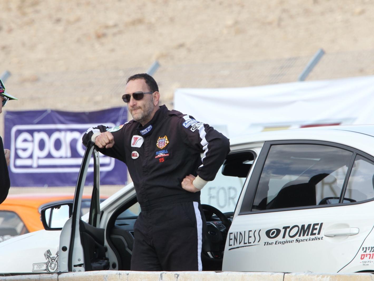 מקצוענות ישראלית: ספורט מוטורי עושים באהבה, או לא עושים בכלל