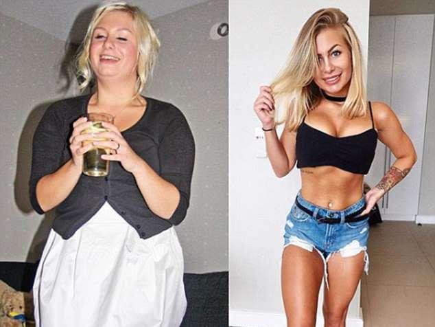 הבלוגרית הזאת ויתרה על אלכוהול - והתוצאה די מדהימה