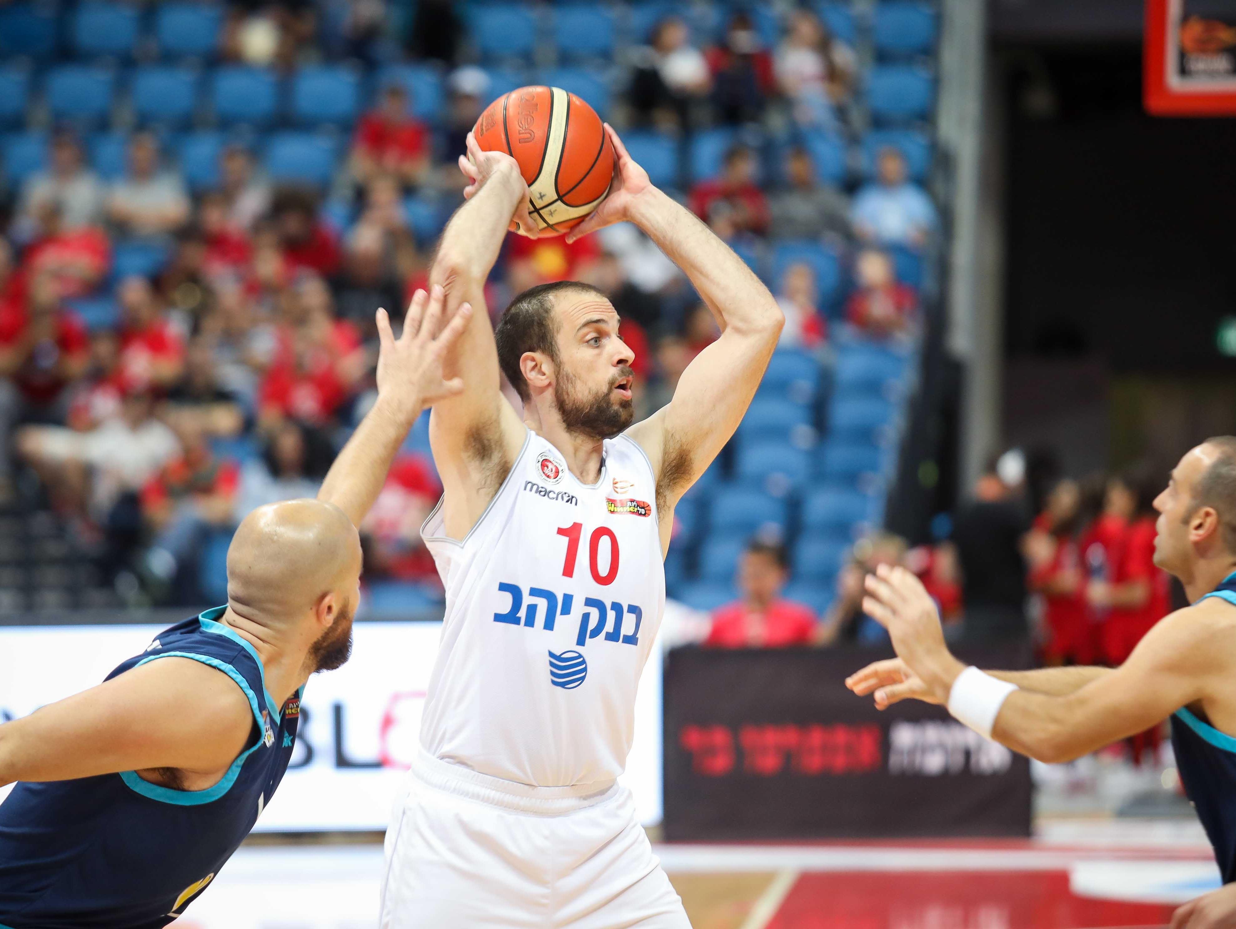 בהפועל ירושלים מאמינים: יותם הלפרין יסכם בשבוע הבא על מינויו למנהל המקצועי