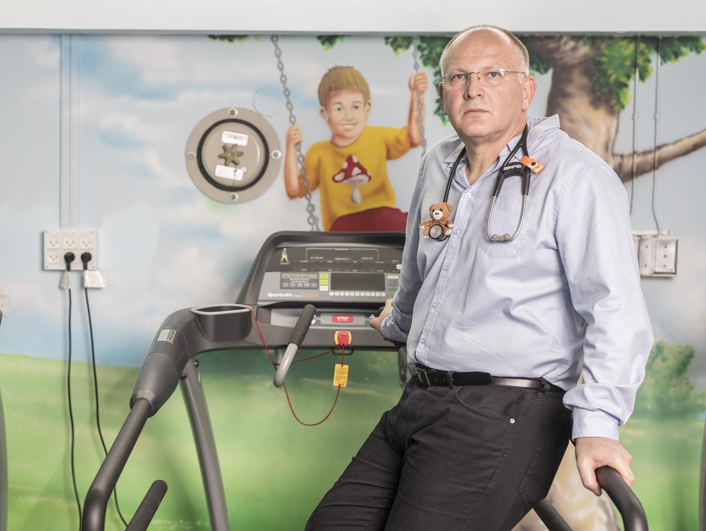 פרופ' דני נמט מונה למנהל הרפואי של הוועד האולימפי בישראל