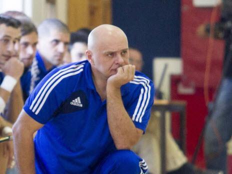 אולג בוטנקו מונה למאמן נבחרת ישראל בכדוריד: