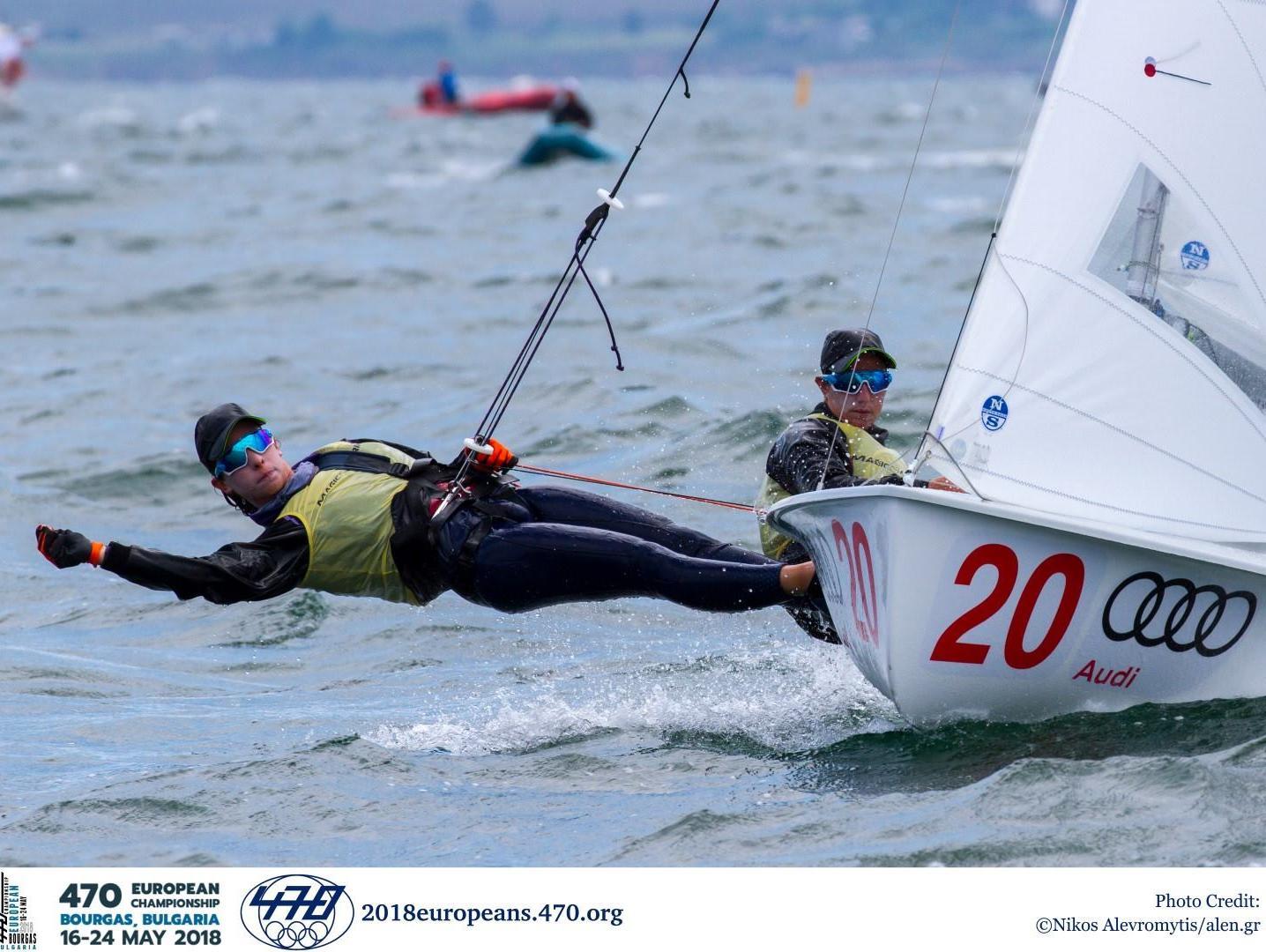 שיט: צמד גברים וצמד נשים ישתתפו בשיוטי המדליות באליפות אירופה