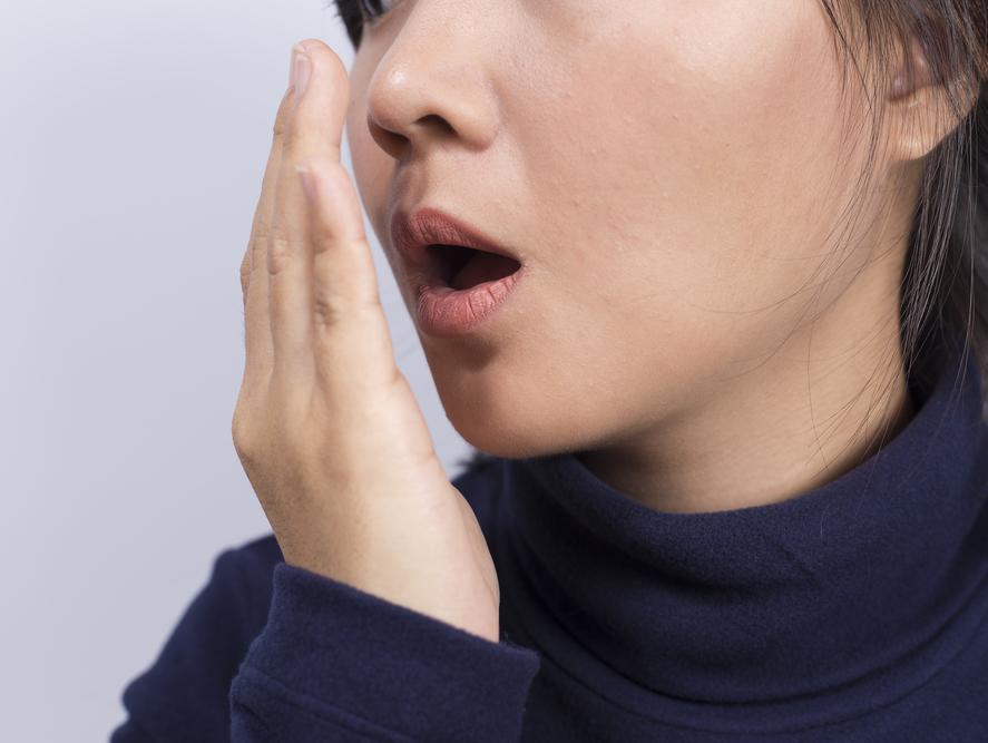 זו השיטה הכי יעילה לבדוק אם יש לכם ריע רע מהפה