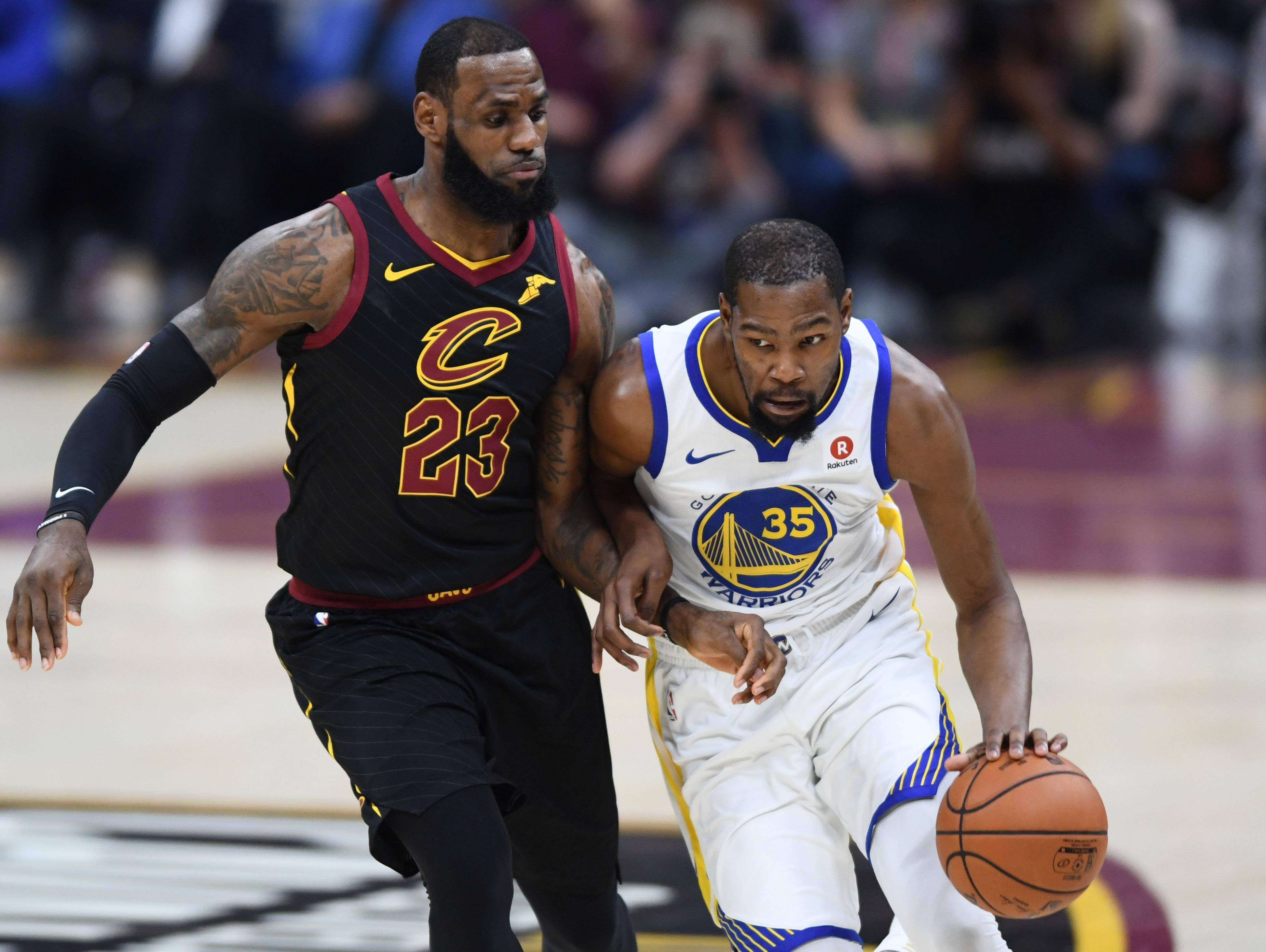 דירוג שחקני ה-NBA: לברון שוב במקום הראשון, דוראנט רק רביעי