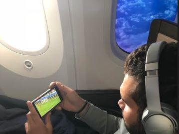 לצפות במונדיאל מגובה של 36,000 רגל: אל על משיקה את האינטרנט האלחוטי במטוסים