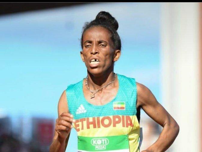 היא באמת בת 16? איגוד האתלטיקה תוהה לגבי האצנית האתיופית