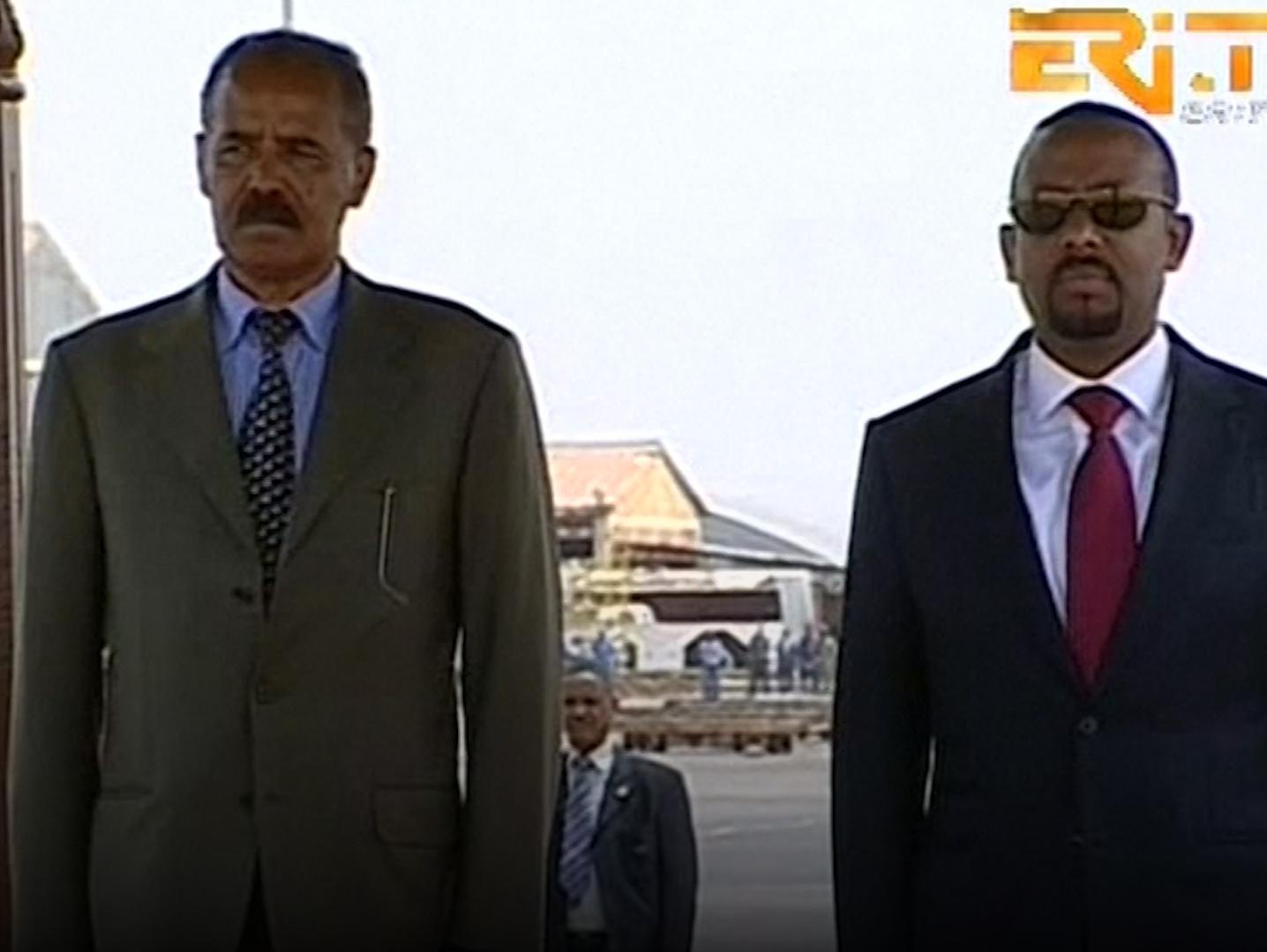 מסימני הפיוס: אריתריאה פתחה מחדש את שגרירותה בבירת אתיופיה