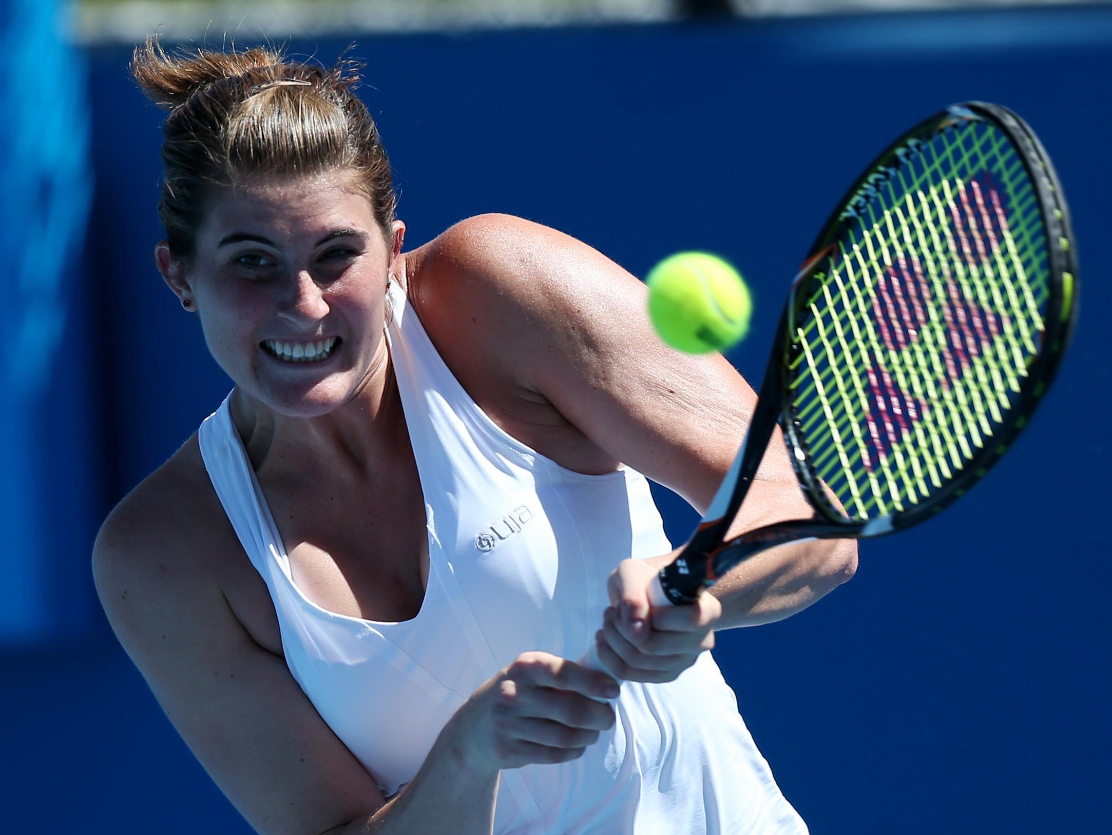 התפרקות והרכבה: סיפור הקאמבק של רבקה מרינו מדיכאון קליני בחזרה לטניס