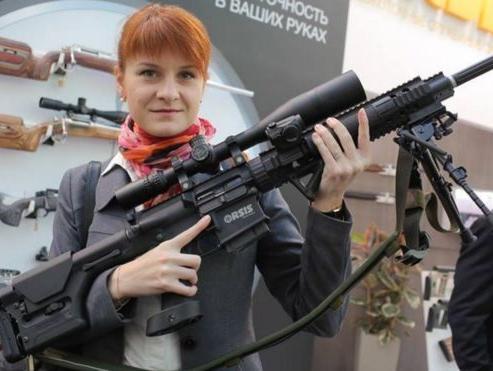 תומכת נשק שהופעלה מהקרמלין: אזרחית רוסיה מואשמת בריגול בארה