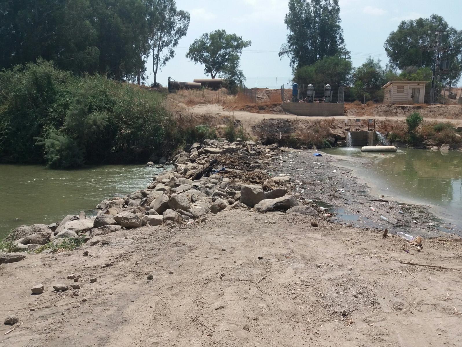 מה עם המים? מומחים מזהירים מהפיכת הירדן לנחל אכזב:
