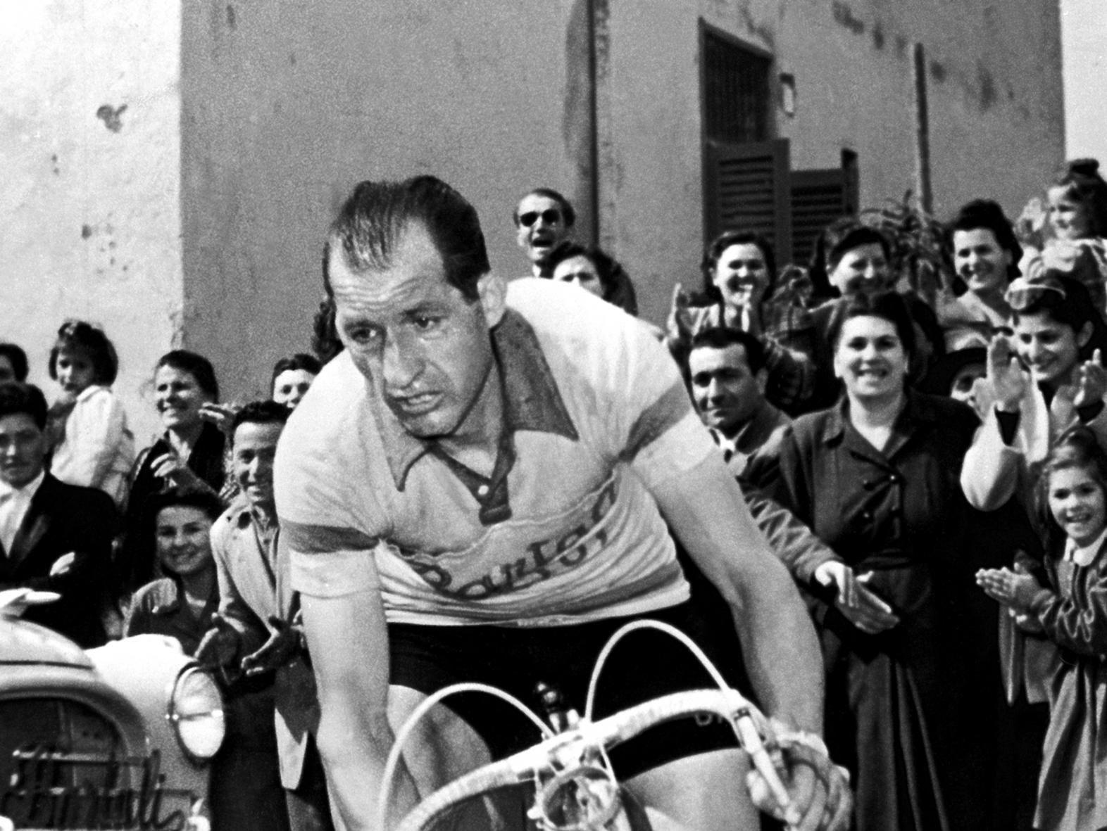 ג'ינו ברטלי - רוכב אופניים אגדי וחסיד אומות עולם