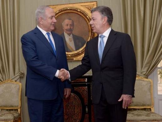 מחטף של ממשלת קולומביה היוצאת: הכירה בפלסטין כמדינה עצמאית
