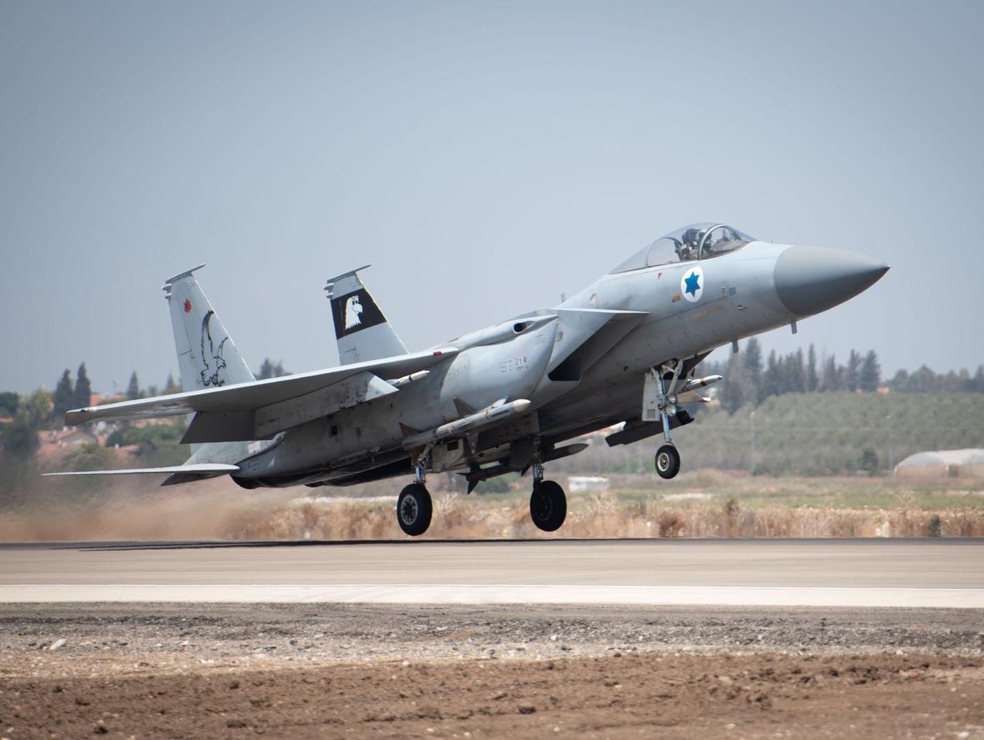 היערכות בחיל האוויר אחרי התקיפה הנרחבת: