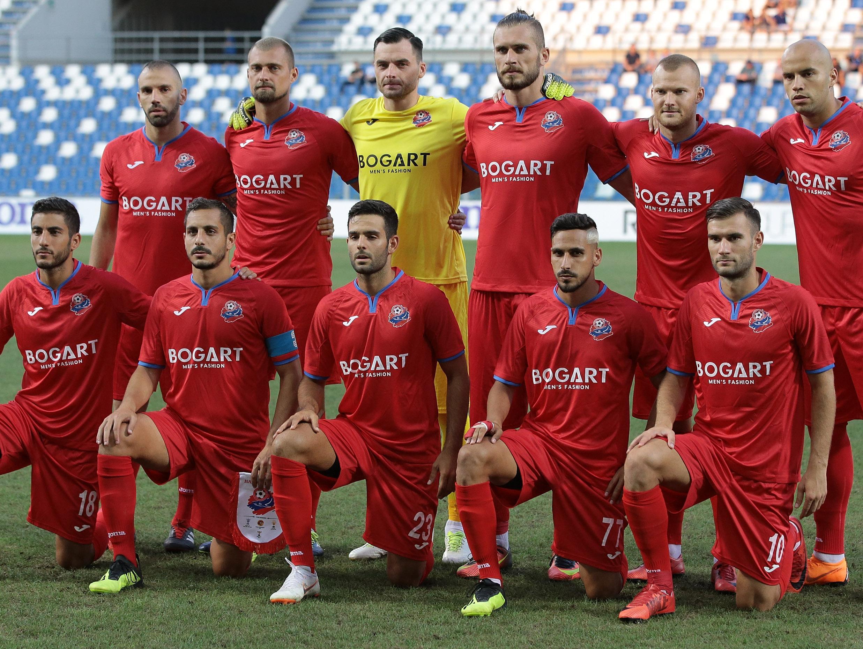 מוק' הליגה האירופית: הפועל חיפה הפסידה 2:0 לאטאלנטה והודחה
