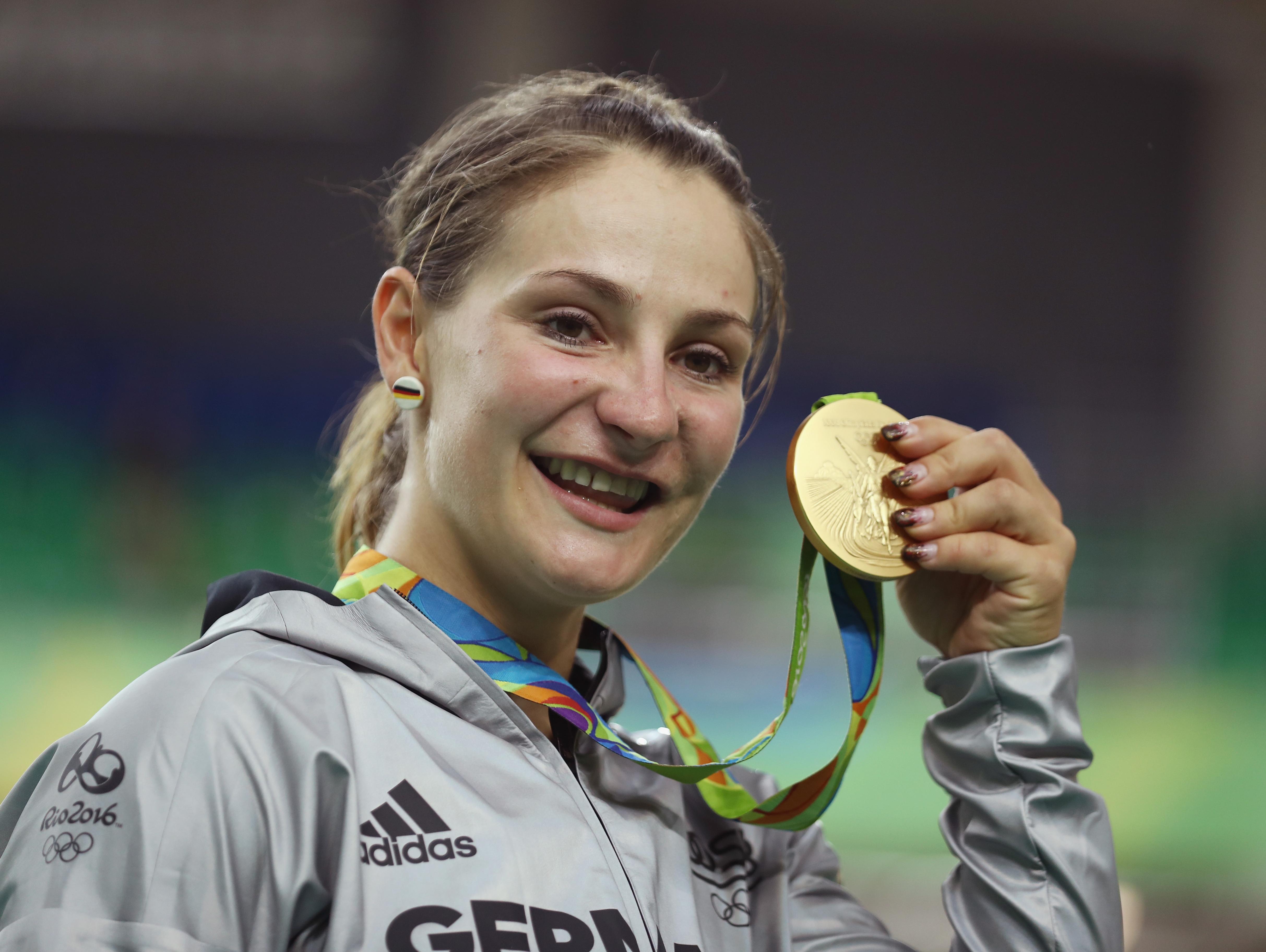 האלופה האולימפית קריסטינה פוגל חשפה כי נותרה משותקת:
