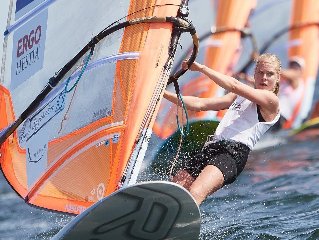 שייט: קטי ספיצ'קוב סיימה במקום החמישי בתחרות הקדם אולימפית ביפן