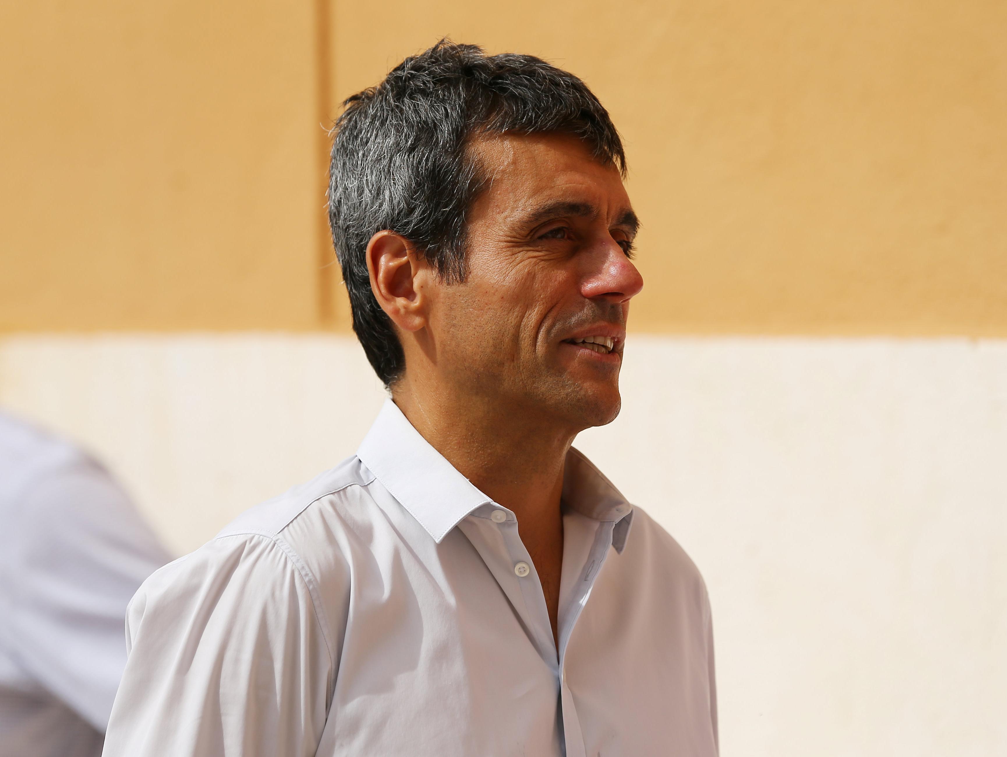 קרלוס ראמוס ישפוט את חצי גמר גביע דייויס, קורייר: