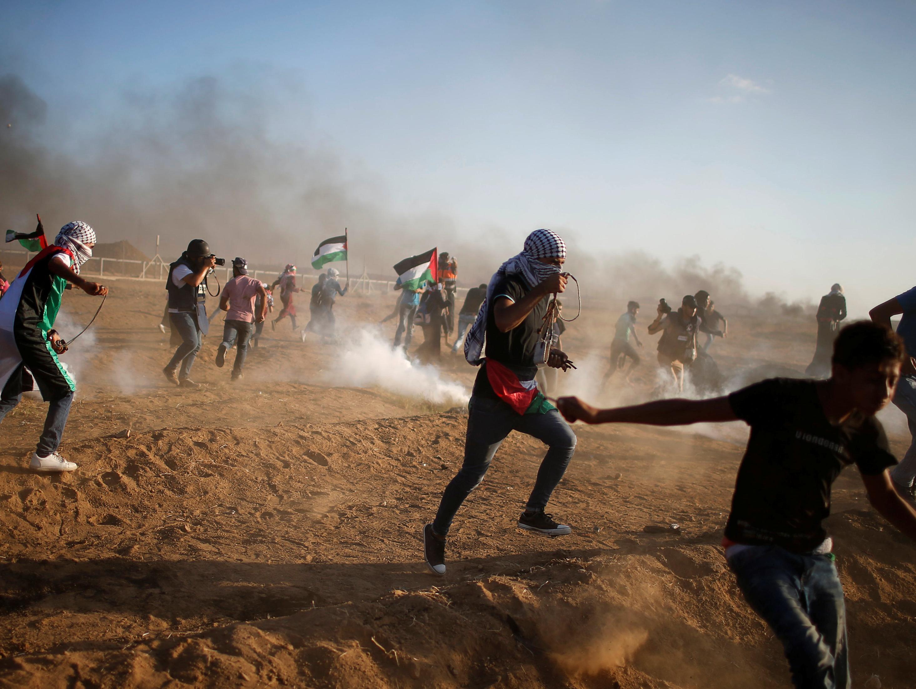 דיווחים פלסטיניים: רחפן חדר מרצועת עזה לשמי ישראל