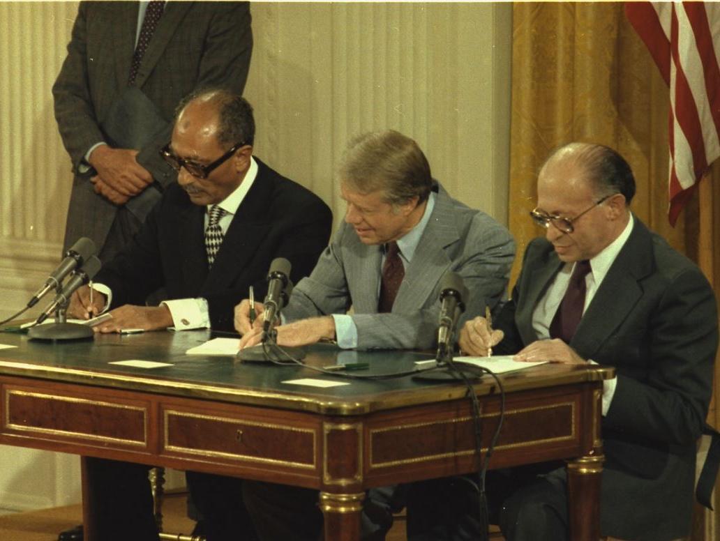 אבן יסוד במזרח התיכון: 40 שנה להסכמי קמפ דייוויד