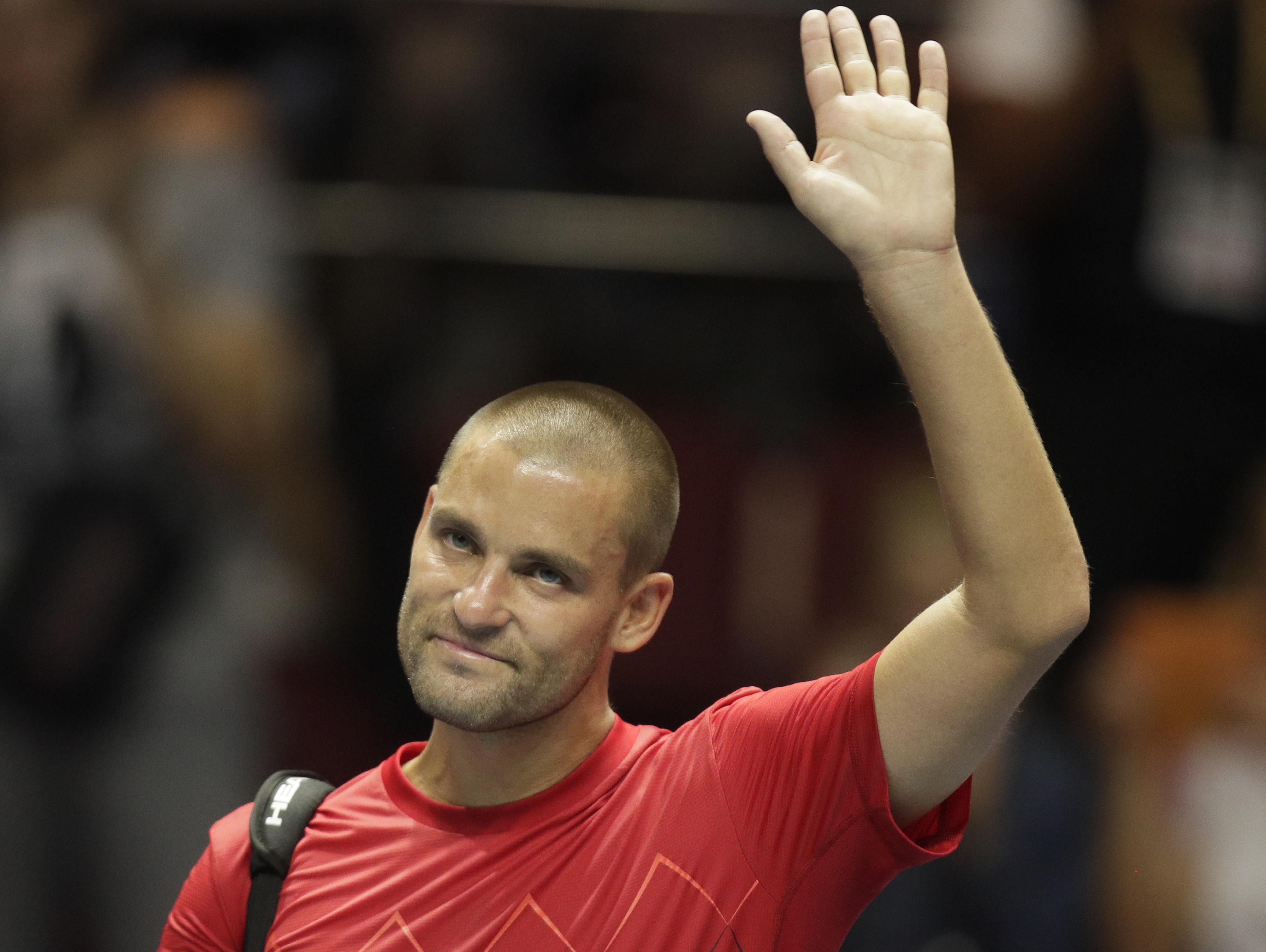 מיכאיל יוז'ני סיים את הקריירה עם 499 ניצחונות