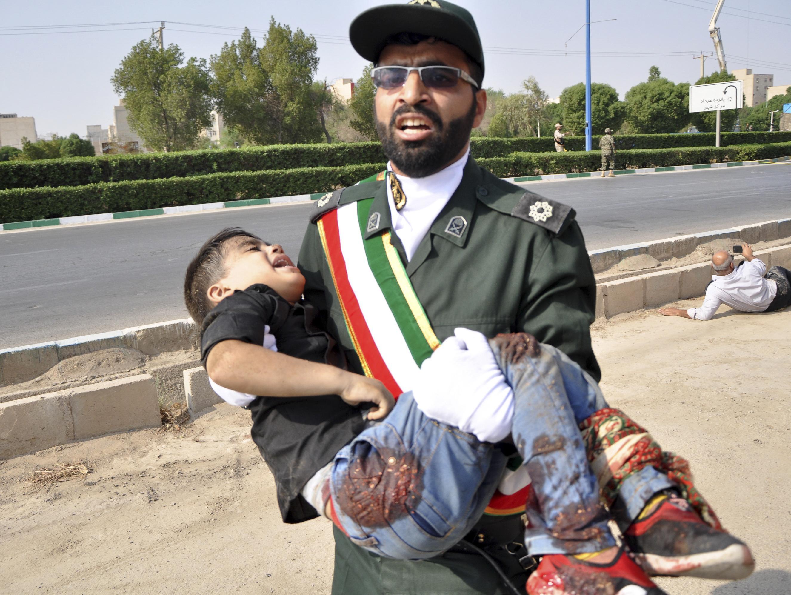 פיגוע תעמולתי: כשירי חסר הבחנה משחק לידיים של המשטר האיראני