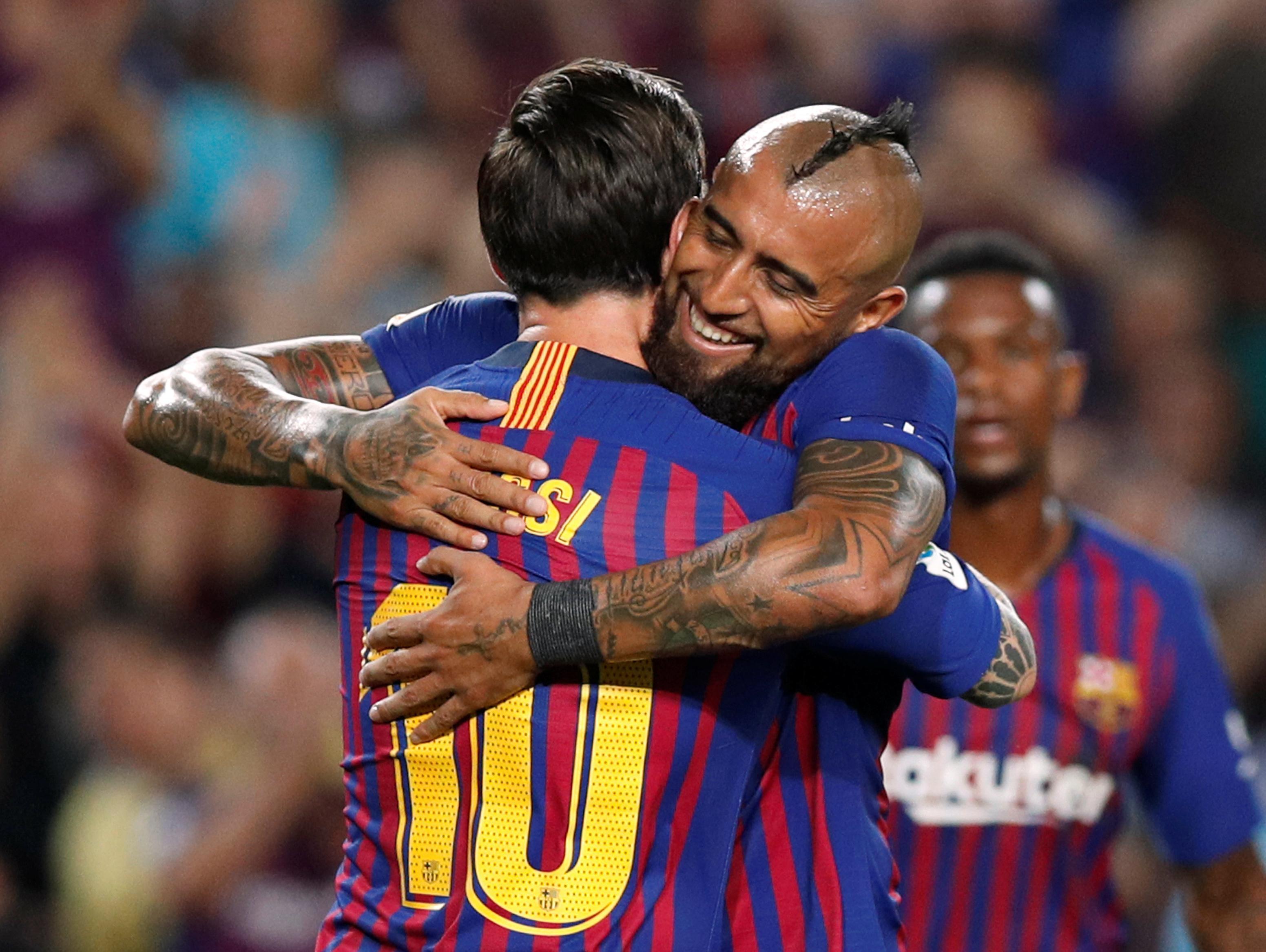 ספרד: ברצלונה וג'ירונה נפרדו ב-2:2 דרמטי