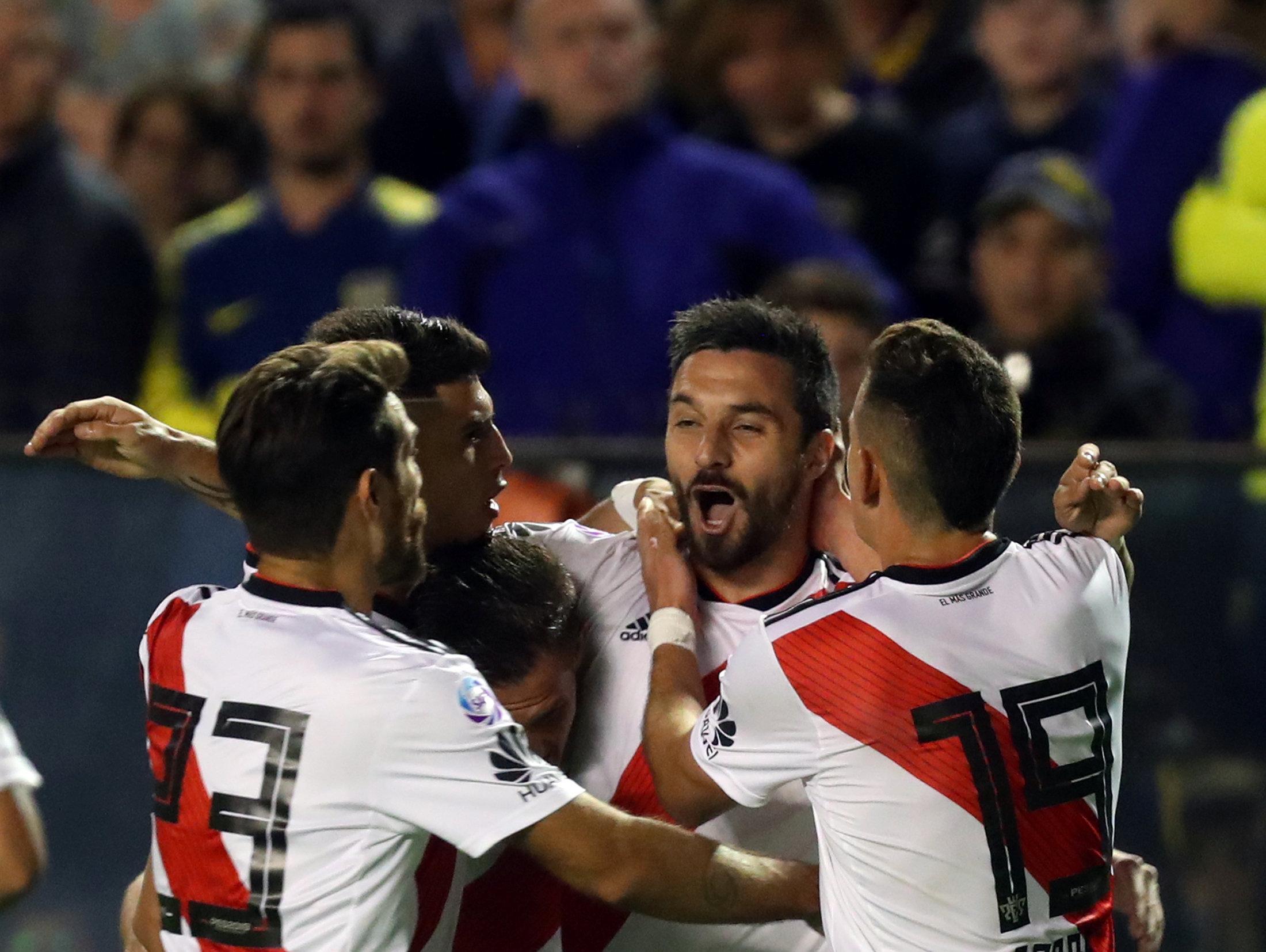 ריבר פלייט ניצחה 0:2 את בוקה ג'וניורס בסופרקלאסיקו של ארגנטינה